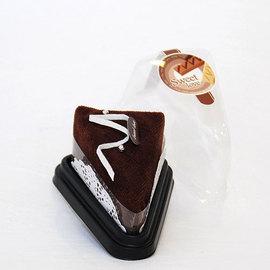 【花現幸福】炭燒卡布奇諾蛋糕毛巾出清換現金50元
