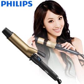 ★熱賣精選★PHILIPS 飛利浦 沙龍級 奈米 電氣石 溫控 電捲棒 HP4684 / HP-4684 ** 免運費 **