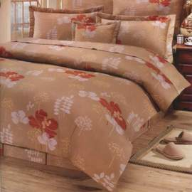 PALATION POLO PLAZA~美麗信息~六件式雙人鋪棉床罩組^( ^)~T6H~