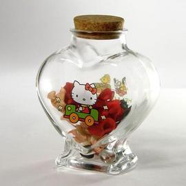【可愛收納】HELLO KITTY 軟木塞玻璃瓶