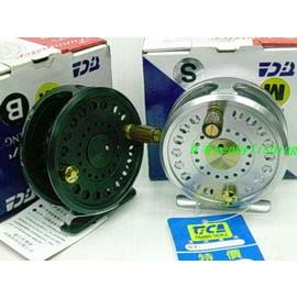 ◎百有釣具◎TICA 鋁合金 輕量化 前打捲線器 ~兩種顏色