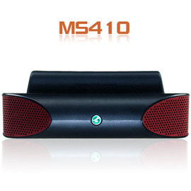 【MS410/MS-410】SONYERICSSON W610i/W660i/W700i/W710i/W760i/W800ii 扣式喇叭座/原廠喇叭/原廠隨身攜帶音箱/可攜行揚聲器-神腦吊卡