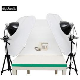 ~柔光天地~~~digiXtudio~柔光板攝影棚桌上 ~經濟型~