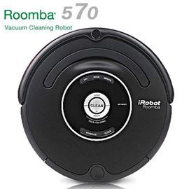 2011年美國原廠公司貨 iRobot Roomba 571 (570) 中文紅外線定時自動吸塵器