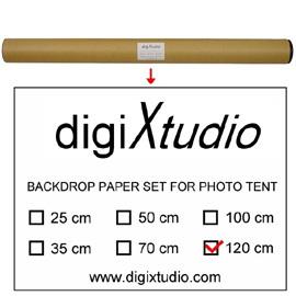~柔光天地~~~digiXtudio~大尺寸背景紙一筒^(寬117cm長2米^)~黑 灰