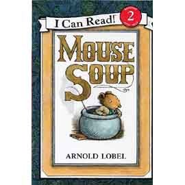 〈An I Can Read系列:Level 2 〉MOUSE SOUP