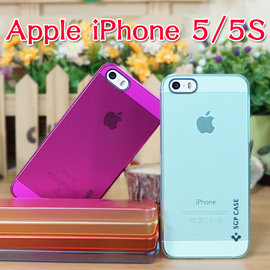 【清倉價】Apple iPhone 5/5S/SE SGP半透明手機殼/手機保護套/保護殼/硬殼/手機殼/背蓋/背殼