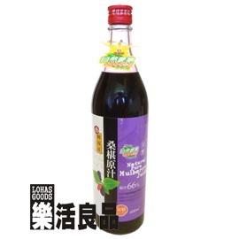 陳稼莊天然桑椹汁原汁^(600cc^)