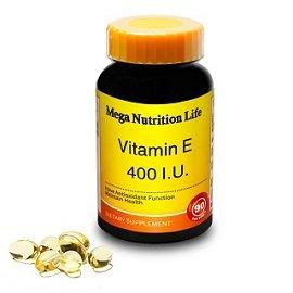 ~美國 ~營養 天然維他命E軟膠囊90顆^(400IU^)~來自小麥胚芽萃取