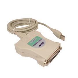 USB to 印表機轉換器 25pin UPC~25