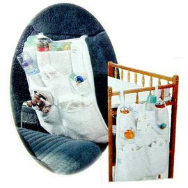 Jolly Jumper-床邊/汽車座椅兩用掛袋 #V-B228