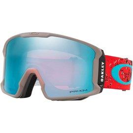 OAKLEY~美國~Line Miner Prizm Asian fit 滑雪風鏡 ski