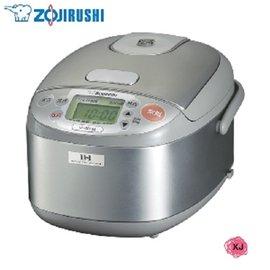 『ZOJIRUSHI』☆ 象印 3人IH黑金鋼電子鍋 NP-GBF05  **免運費**