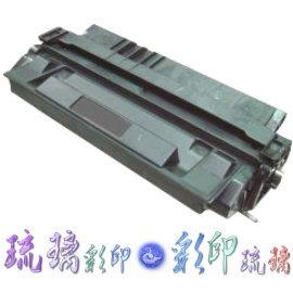 ~琉璃彩印~HP LJ 5000  5100 黑色高容量環保碳粉匣^( 空匣再製^) C4