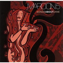 魔力紅樂團 Maroon 5 ~ 珍•情歌