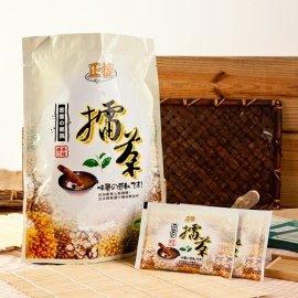 ~啡茶不可~養生擂茶 原味綠茶35gx16入 包 ~新竹北埔最具特色地方名產, 伴手禮~