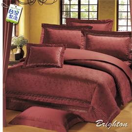 Brighton~8812 ~玫瑰饗宴~雙人7件式床罩組  6尺
