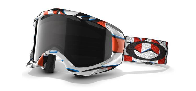 a frame oakley goggles  medium size faces