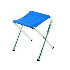VOSUN 超輕鋁合金快速輕巧折合椅(耐重80kg)/折疊椅/輕便椅/體積小方便好攜帶/適露營.野炊 51220R