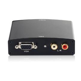 ◆KGBuy卡緊買^!◆VGA D~Sub  Audio 轉 HDMI 轉接器 變頻器 類