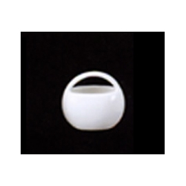 9大同強化磁器 牙籤籃 P0168