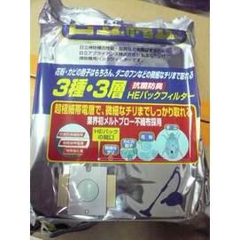 日立 吸塵器集塵袋 GP-110F 『日本製』 適用 CV-全機種xx 等..【抗菌】【防臭】 ↗1包5個入↗