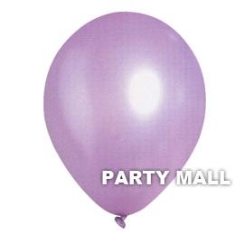 5吋 珍珠~~淺紫 氣球 100入