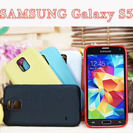 【暢銷款】SAMSUNG Galaxy S5 i9600/G900i 洞洞保護背蓋/網狀彩殼背蓋/保護殼//網狀洞洞殼/TPU