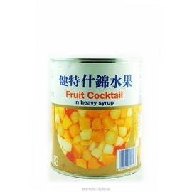 什錦水果-(健特) 825g (A40007)