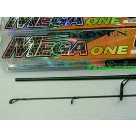 ~百有釣具~太平洋 POKEE MEGA ONE 路亞竿 規格6.7 ^~ 高噸數碳布 竿