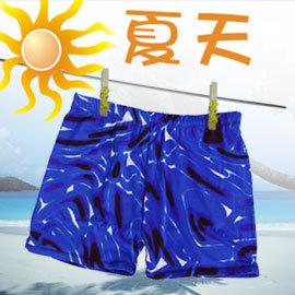 四角男泳褲(五分) C95-B8084.泳裝.運動.便宜.推薦