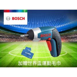 BOSCH充電式鋰電起子機 IXO 3.6V三代