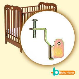 [Baby House] 愛兒房-嬰兒床板鐵掛勾(4個1組)