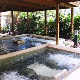 【烏來】雲頂溫泉 , 裸湯 , 湯屋 , 湯房  (通用券) + 飲料