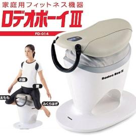 日本大東電機騎馬機 FD-014 專業超級扭扭纖體健康大師