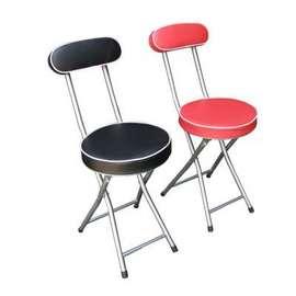 【愛家】(沙發椅座)高背折疊椅子(二色可選)-1入/組-XR166-1
