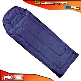 【RHINO 犀牛】 經濟型中空纖維睡袋.露營用品.戶外用品.登山用品.休閒 P102-925