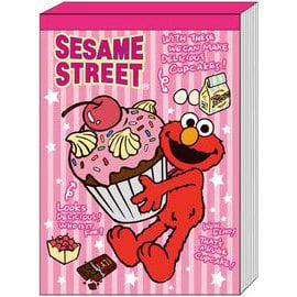 SESAME STREET 芝麻街 ELMO便條本 製 4901770273716