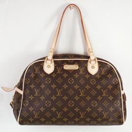 Louis Vuitton LV M95566 花紋肩背波士頓包 停產 價 30 900