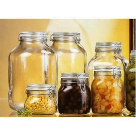 義大利 Bormioli Rocco FIDO 特大型玻璃密封罐 3L ~咖啡豆、花茶、糖