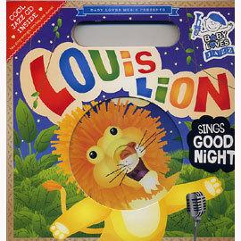 ☆寶寶也愛聽爵士樂☆ LOUIS LION:SINGS GOOD NIGHT‧扭擺