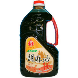 崁頂義豐純胡麻油^(1.8公斤^)  極品芝麻提煉 低溫烘焙 百年風味
