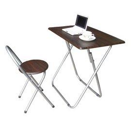 【愛家】耐重型[長方形]折疊桌椅組(一桌一椅)-二色可選-XR-081+1椅