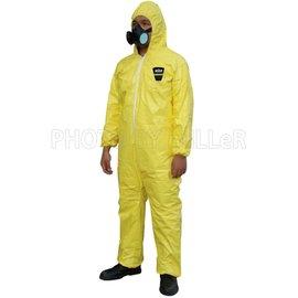 ~米勒線上 ~防護衣 杜邦泰維克C級防護衣 於化學物質處理、有毒氣體環境等等