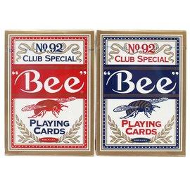 撲克牌Bee 92撲克牌 美國92蜜蜂牌^(正美國 ^) 一副入^~促160^~