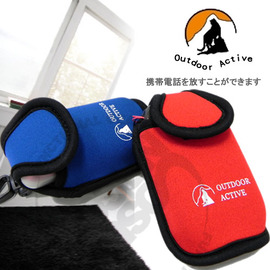 ~Outdoor Active OA ~ 手機袋 潛水衣 ,彈性佳 ~腰帶式~小.隨身包.