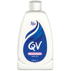 Ego意高 QV舒敏保濕乳液250ml送QV舒敏加護玉手霜50g^( 840元^)