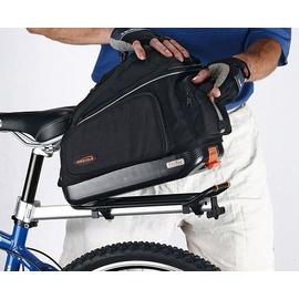 【IBERA】PakRak 後貨袋( IB-BA1) 自行車. 旅行.環島.收納方便(台灣製)