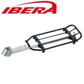 【IBERA】鋁合金外拆式後貨架 腳踏車/自行車/適小徑車.BIRDY,DAHON及其它車種