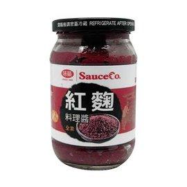 ~味榮~紅麴料理醬 純素 400g :天然無添加,傳統釀造工法製成